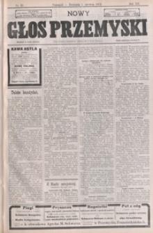 Nowy Głos Przemyski : pismo poświęcone sprawom społecznym, politycznym i ekonomicznym. 1913, R. 12, nr 22-26 (czerwiec)