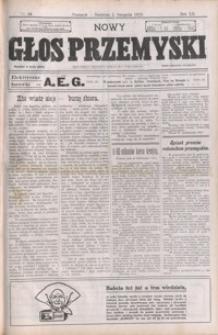 Nowy Głos Przemyski : pismo poświęcone sprawom społecznym, politycznym i ekonomicznym. 1913, R. 12, nr 44-48 (listopad)