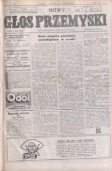 Nowy Głos Przemyski : pismo poświęcone sprawom społecznym, politycznym i ekonomicznym. 1913, R. 12, nr 49-52 (grudzień)