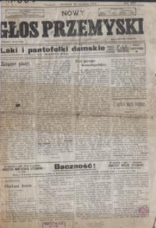 Nowy Głos Przemyski : pismo poświęcone sprawom społecznym, politycznym i ekonomicznym. 1914, R. 13, nr 4 (styczeń)