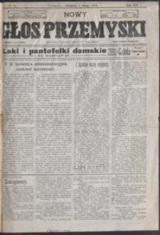 Nowy Głos Przemyski : pismo poświęcone sprawom społecznym, politycznym i ekonomicznym. 1914, R. 13, nr 5-8 (luty)