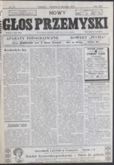 Nowy Głos Przemyski : pismo poświęcone sprawom społecznym, politycznym i ekonomicznym. 1914, R. 13, nr 14-17 (kwiecień)