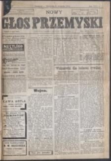 Nowy Głos Przemyski : pismo poświęcone sprawom społecznym, politycznym i ekonomicznym. 1914, R. 13, nr 31 (sierpień)