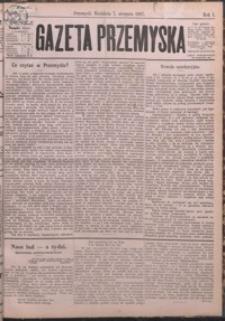 Gazeta Przemyska. 1887, R. 1, nr 11-14 (sierpień)