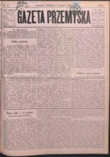 Gazeta Przemyska. 1887, R. 1, nr 15-18 (wrzesień)