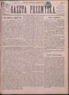 Gazeta Przemyska. 1887, R. 1, nr 24-27 (listopad)