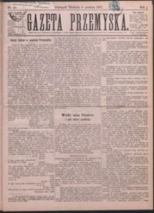 Gazeta Przemyska. 1887, R. 1, nr 28-31 (grudzień)