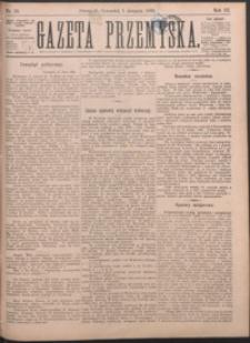 Gazeta Przemyska. 1889, R. 3, nr 52-60 (sierpień)