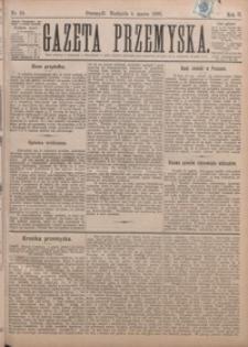 Gazeta Przemyska. 1888, R. 2, nr 10-13 (marzec)