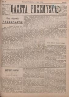 Gazeta Przemyska. 1888, R. 2, nr 27-31 (lipiec)