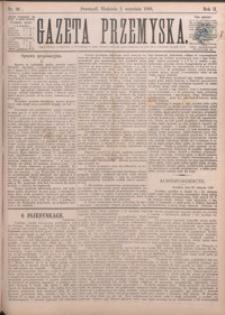Gazeta Przemyska. 1888, R. 2, nr 36-40 (wrzesień)