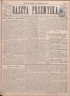Gazeta Przemyska. 1888, R. 2, nr 41-44 (październik)