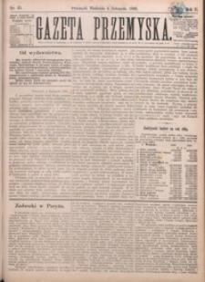 Gazeta Przemyska. 1888, R. 2, nr 45-48 (listopad)