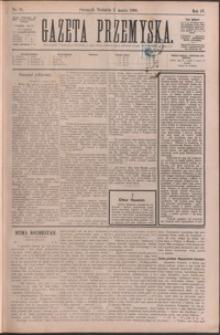 Gazeta Przemyska. 1890, R. 4, nr 18-26 (marzec)