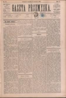 Gazeta Przemyska. 1890, R. 4, nr 27-34 (kwiecień)