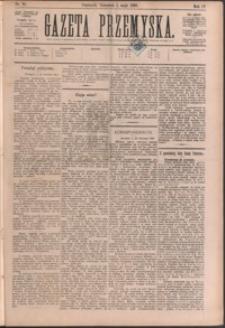 Gazeta Przemyska. 1890, R. 4, nr 35-43 (maj)