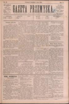 Gazeta Przemyska. 1890, R. 4, nr 53-61 (lipiec)