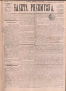 Gazeta Przemyska. 1891, R. 5, nr 10-17 (luty)