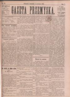 Gazeta Przemyska. 1891, R. 5, nr 27-35 (kwiecień)