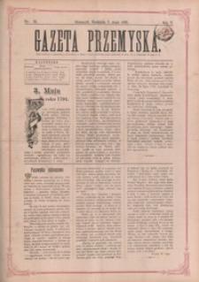 Gazeta Przemyska. 1891, R. 5, nr 36-42, 44 (maj)