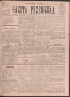 Gazeta Przemyska. 1892, R. 6, nr 35-43 (maj)