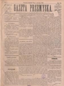 Gazeta Przemyska. 1893, R. 7, nr 1-9 (styczeń)