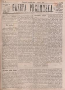Gazeta Przemyska. 1893, R. 7, nr 62-70 (sierpień)