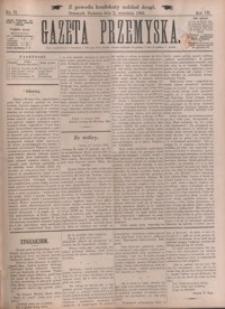 Gazeta Przemyska. 1893, R. 7, nr 71-78 (wrzesień)