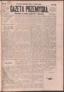 Gazeta Przemyska. 1894, R. 8, nr 51-54 (sierpień)
