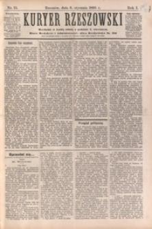 Kuryer Rzeszowski. 1895, R. 2, nr 15-67