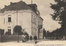 Gmach wydziału powiatowego w Rzeszowie [Pocztówka]