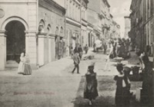 Rzeszów - Ulica Matejka [Pocztówka]