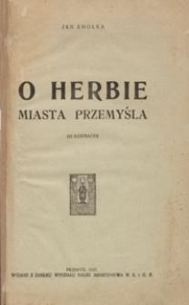 O herbie miasta Przemyśla