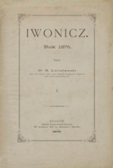 Iwonicz : rok 1875