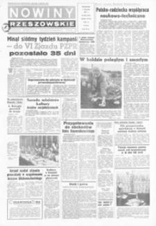 Nowiny Rzeszowskie : organ KW Polskiej Zjednoczonej Partii Robotniczej. 1971, nr 302-331 (listopad)