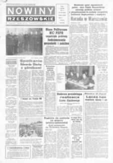 Nowiny Rzeszowskie : organ KW Polskiej Zjednoczonej Partii Robotniczej. 1971, nr 332-359 (grudzień)