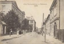 Ulica Grunwaldskiego w Rzeszowie [Pocztówka]
