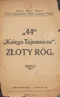 44 Księga tajemnicza Złoty róg