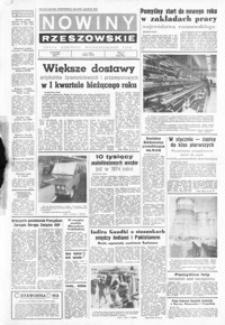 Nowiny Rzeszowskie : organ KW Polskiej Zjednoczonej Partii Robotniczej. 1972, nr 1-30 (styczeń)