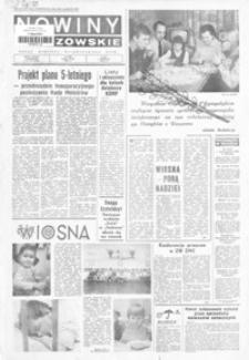 Nowiny Rzeszowskie : organ KW Polskiej Zjednoczonej Partii Robotniczej. 1972, nr 91-118 (kwiecień)