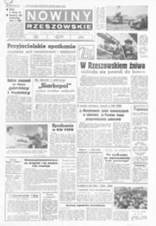 Nowiny Rzeszowskie : organ KW Polskiej Zjednoczonej Partii Robotniczej. 1972, nr 211-226, 228-241 (sierpień)