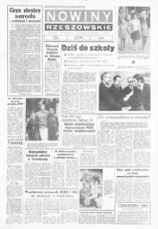 Nowiny Rzeszowskie : organ KW Polskiej Zjednoczonej Partii Robotniczej. 1972, nr 242-268, 270-271 (wrzesień)