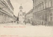 Ulica trzeciego maja w Rzeszowie [Pocztówka]