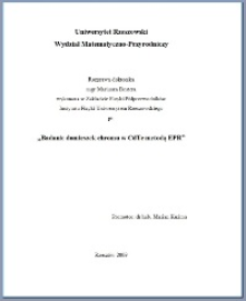 Badanie domieszek chromu w CdTe metodą EPR