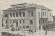 Rzeszów. Bank austryacko-węgierski [Pocztówka]