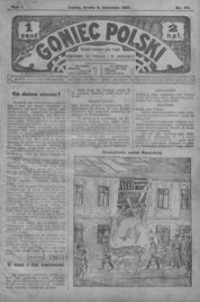 Goniec Polski. 1907, R. 1, nr 64-87 (kwiecień)