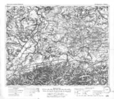 Ropczyce u. Dębica : Karte des westlichen Russlands. Gruppe III. J. 41