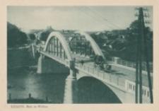 Rzeszów. Most na Wisłoce [Pocztówka]