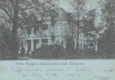 Pałac Ministra Jędrzejowicza koło Rzeszowa [Pocztówka]