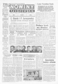 Nowiny Rzeszowskie : organ KW Polskiej Zjednoczonej Partii Robotniczej. 1973, nr 240-257, 259-269 (wrzesień)